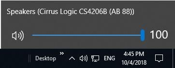 Windows 10 skaļuma kontrole nedarbojas (SOLVED)