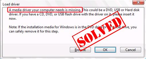 (Risolto) Manca un driver multimediale necessario al computer