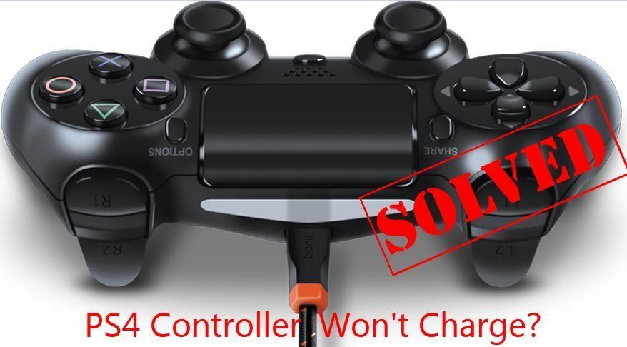 (SOLVED) PS4-ohjainta ei ladata