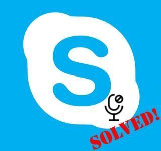 Resolvido: o microfone do Skype não está funcionando