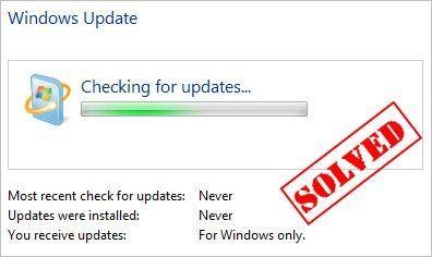 A atualização do Windows 7 travou? (Dicas para 2020)
