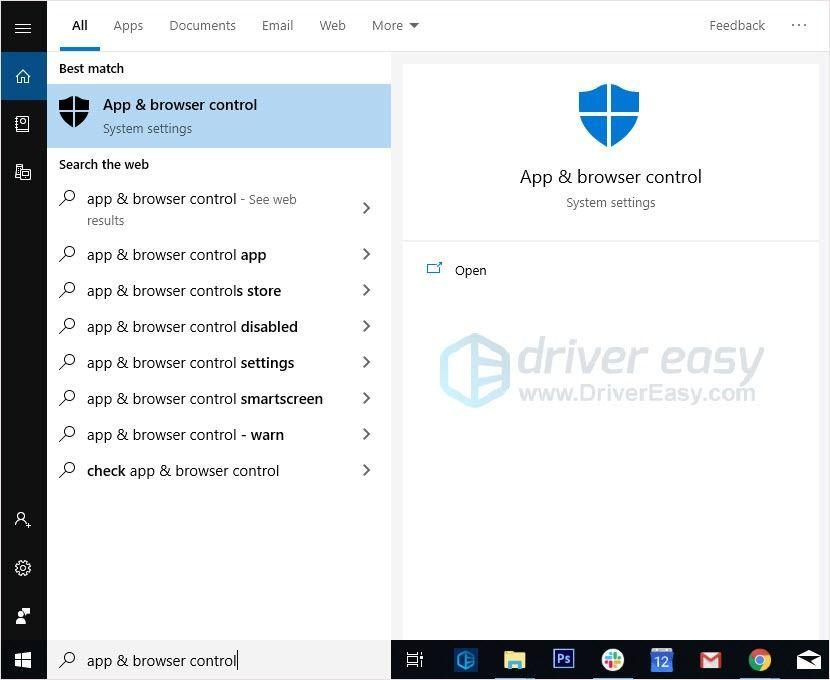 (OPRAVENO) Windows SmartScreen nelze právě dosáhnout | 2020