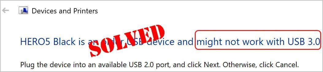 Dispositivo composto USB não funciona corretamente com USB 3.0 (RESOLVIDO)