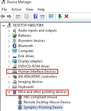 Labojiet Synaptics skārienpaliktni, kas netiek ritināts sistēmā Windows 10