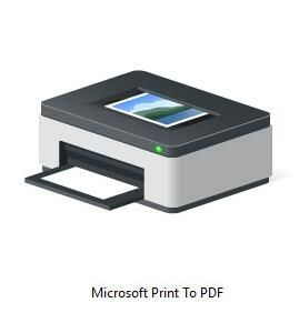 (Résolu) Microsoft Print to PDF ne fonctionne pas sous Windows 10