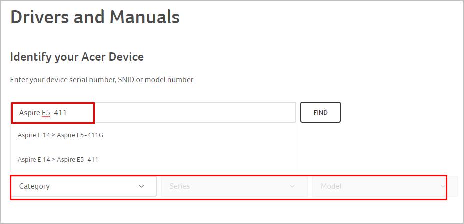 Driver Acer WiFi | Download grátis | Rapidamente e Facilmente