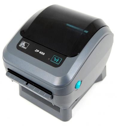 Download e atualização de drivers Zebra ZP450 (guia passo a passo)