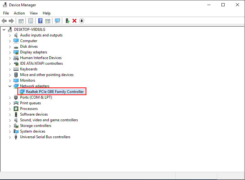 विंडोज 10 ईथरनेट ड्राइवर मुद्दों को ठीक करें। सरलता!