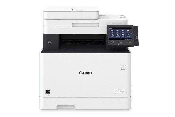 Preuzimanje upravljačkog programa Canon MF743CDW za Windows