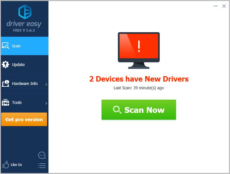 Preuzimanje i ažuriranje upravljačkog programa SM Bus Controller za Windows