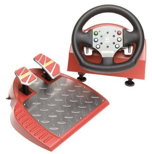 Logitech MOMO Racing Wheel Driver Prenos za osebni računalnik