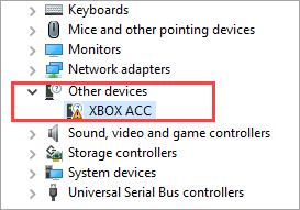 (RJEŠENO) Problemi s upravljačkim programom XBOX ACC u sustavu Windows 10/8/7