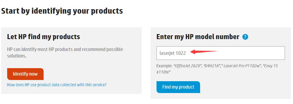 Brezplačen prenos gonilnikov tiskalnika HP Laserjet za Windows 7