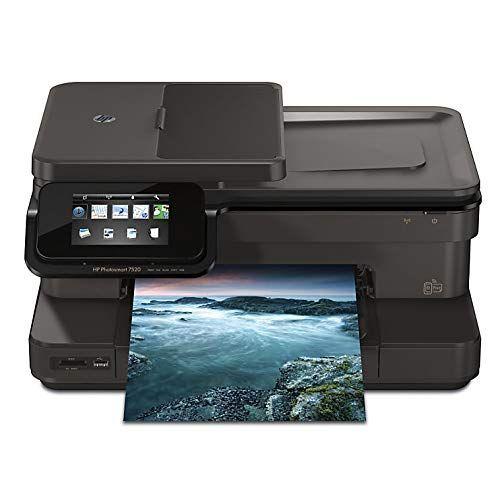 (डाउनलोड) HP Photosmart 7520 प्रिंटर ड्राइवर
