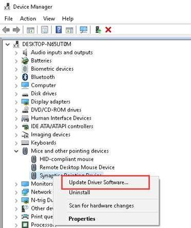Download do driver do Touchpad ASUS para Windows 10 de forma rápida e fácil