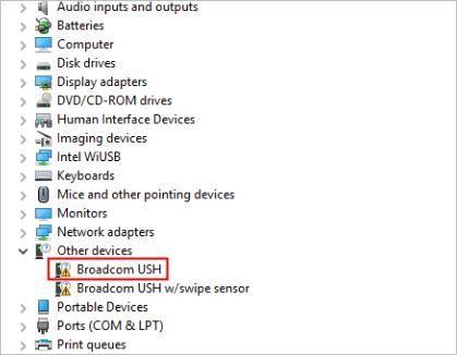 So beheben Sie Probleme mit dem Dell Broadcom USH-Treiber