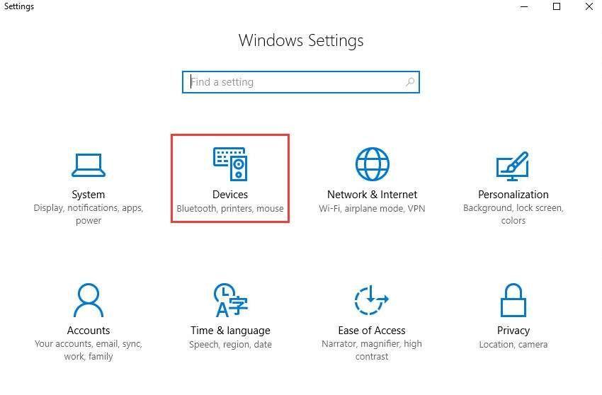 Hiiren kakkospainike ei toimi kosketuslevyllä Windows 10 (ratkaistu)