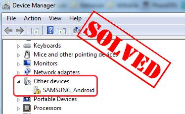 Samsung Android Treiber für Windows (kostenloser Download)