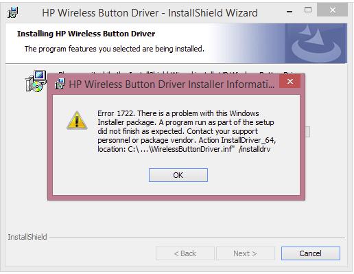 Corrigido: Problemas de driver do botão sem fio HP no Windows 10
