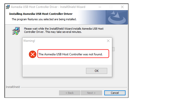 Labots: ASMedia USB resursdatora kontrolleris netika atrasts Asus