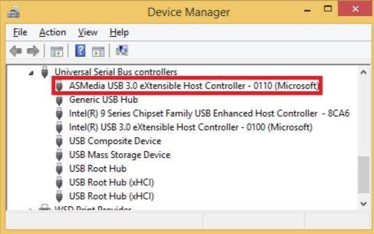 ASMedia USB 3.0 எக்ஸ்டென்சிபிள் ஹோஸ்ட் கன்ட்ரோலர் டிரைவர் சிக்கல்களை எளிதில் சரிசெய்யவும்