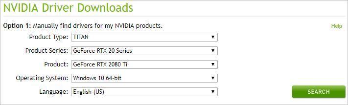 विंडोज 10, 8 और 7 पर NVIDIA ड्राइवरों को कैसे पुनर्स्थापित करें