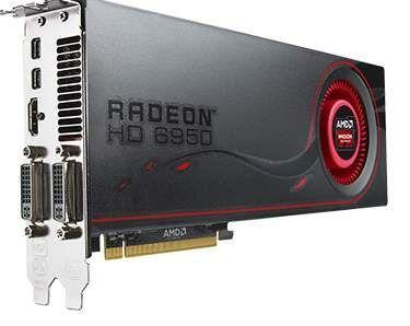 Mise à jour des pilotes graphiques AMD Radeon HD 6950 sous Windows 10