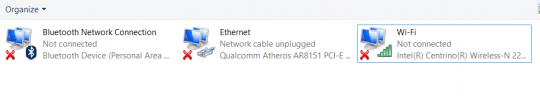 (RESOLVIDO) O WiFi continua se desconectando ou caindo