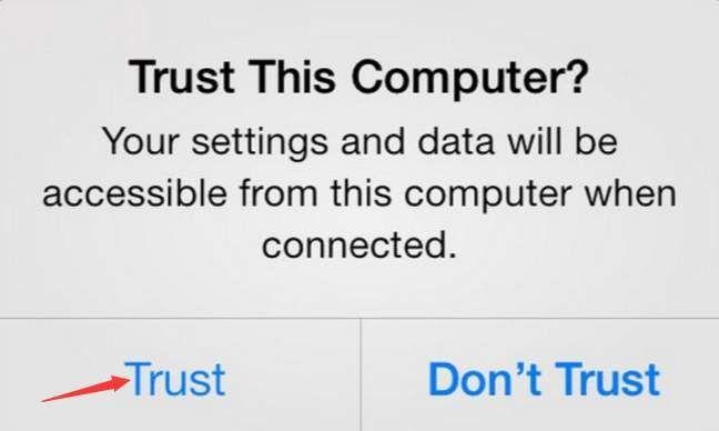 Maneira mais simples de importar fotos do iPhone para o Windows 7: sem iTunes