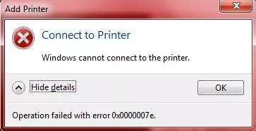 Windowsがプリンターに接続できない問題を修正します。簡単に!