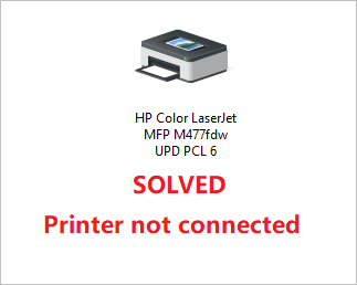 (Resolvido) Impressora não conectada | Rapidamente e Facilmente