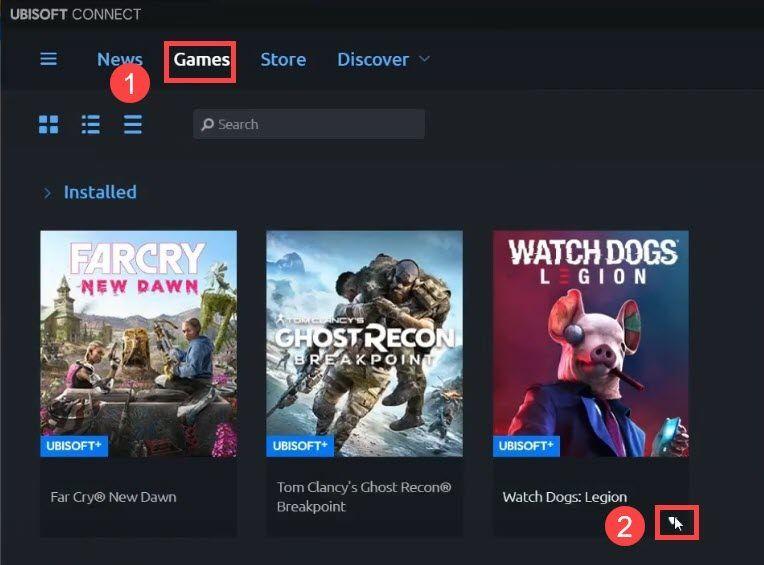 [해결됨] Watch Dogs: Legion이 PC에서 계속 충돌함