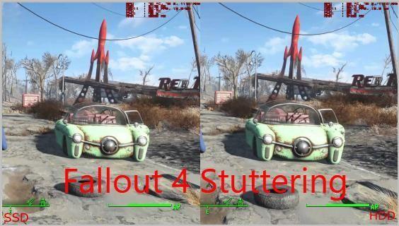 Fallout 4 Gagueira? Aqui está a solução!