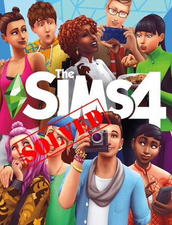 (Ratkaistu) The Sims 4 kaatuu tietokoneella