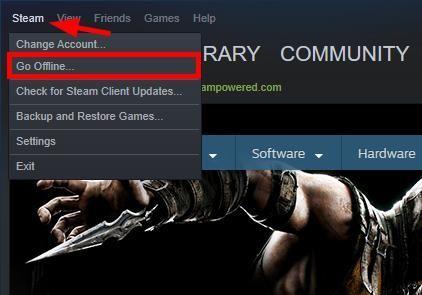 Fix: Steam Download Stoppen
