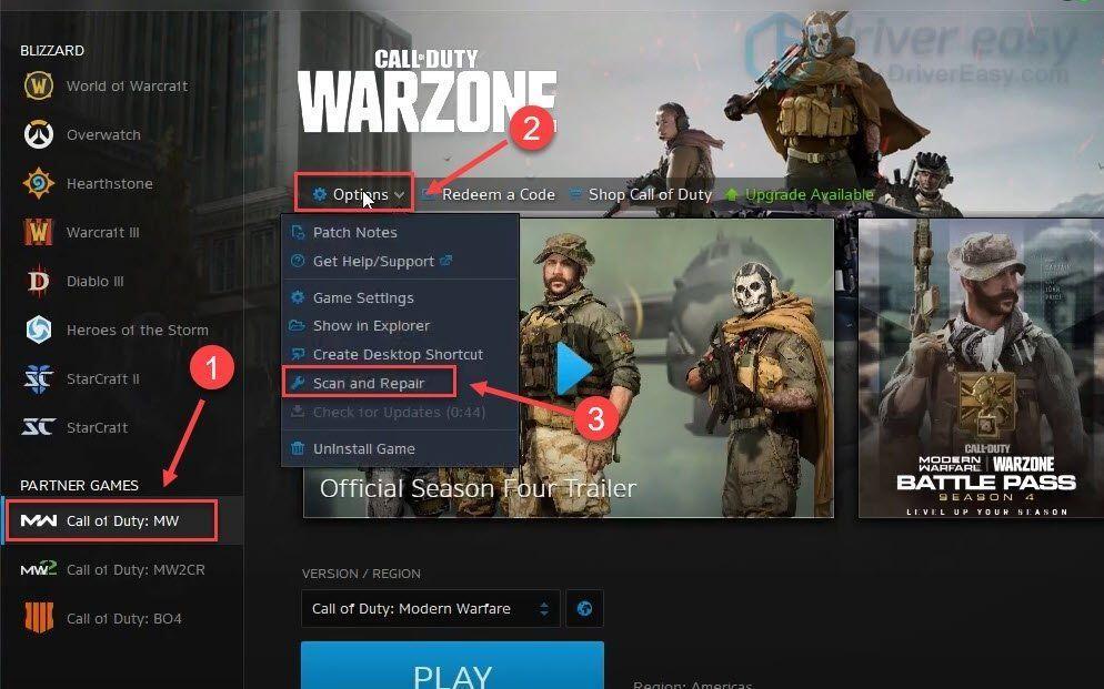 [Gelöst] COD: Warzone-Entwicklerfehler 6634