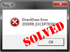 Erro DirectDraw (RESOLVIDO)