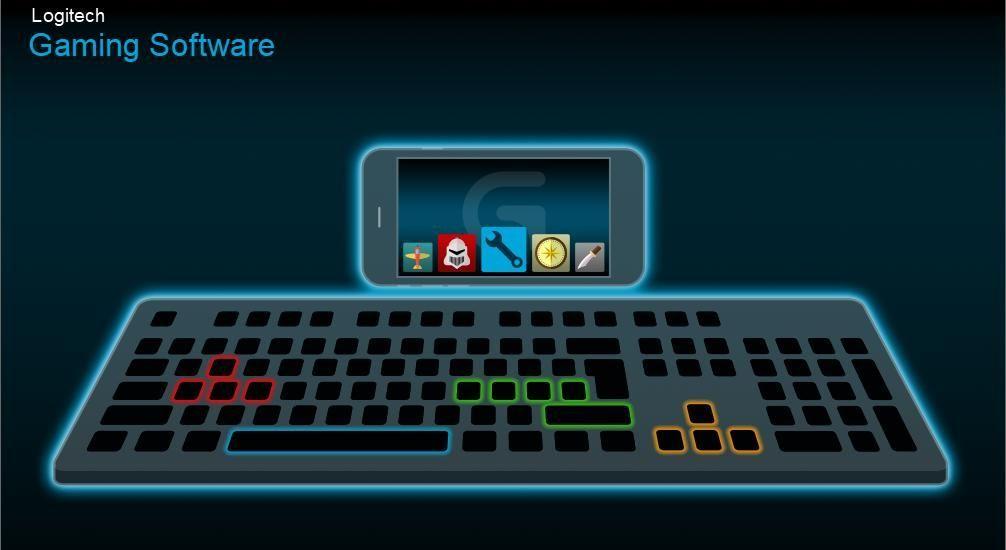 Programska oprema Logitech Gaming - Najnovejši prenos za Windows