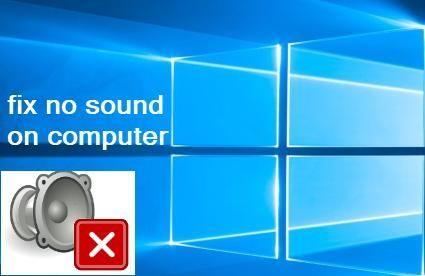 (Solucionado) No hay sonido en la computadora: rápida y fácilmente