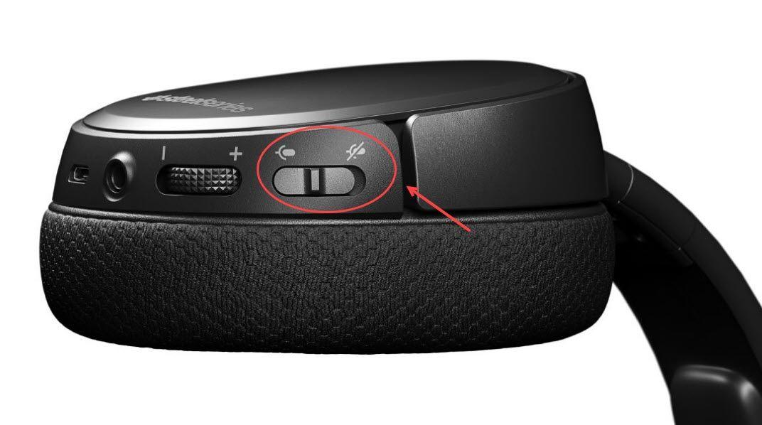[Ratkaistu] SteelSeries Arctis 1 -mikrofoni ei toimi
