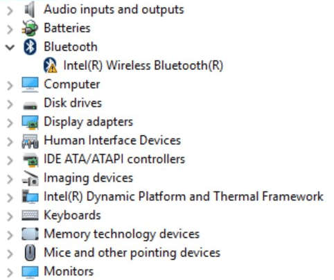 (Atrisināts) Bluetooth tastatūra pārtrauc darbu sistēmā Windows 10