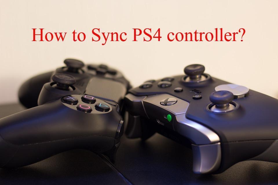 Kā sinhronizēt PS4 kontrolieri - vienkārša rokasgrāmata