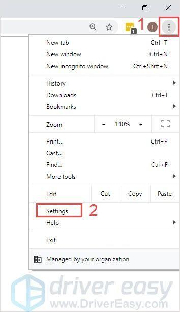 (Решено) Како да деблокирате веб локације у Цхроме-у