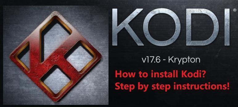 विंडोज 10 पर कोडी को कैसे स्थापित करें
