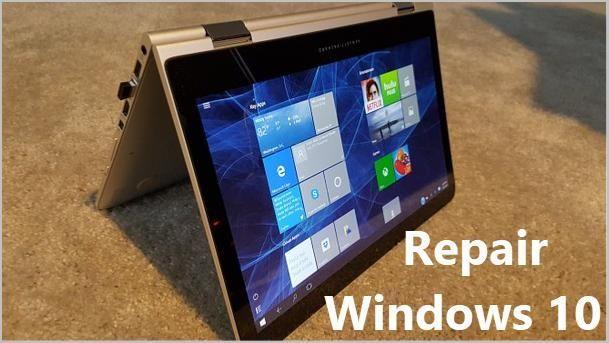 Comment réparer Windows 10 (Guide 2020)