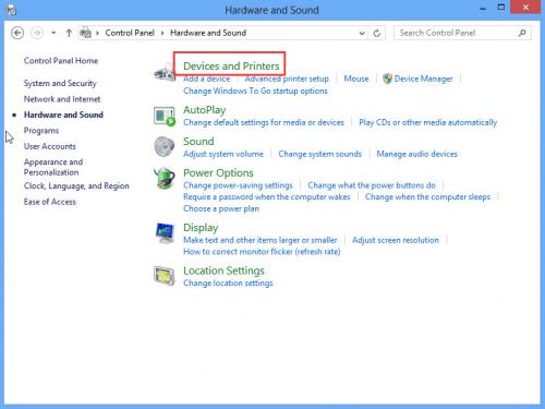 Manuel d'installation des pilotes intégrés Brother (pour les systèmes Windows 8 ou version ultérieure)