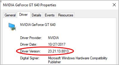 Como verificar a versão do driver NVIDIA facilmente