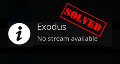 (फिक्स) एक्सोडस कोडी काम नहीं कर रहा है (अपडेट जुलाई 2020)