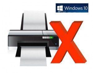 Beheben Sie Probleme mit dem Druckertreiber unter Windows 10
