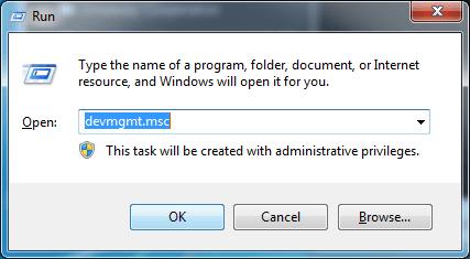 Draiveru atinstalēšana operētājsistēmās Windows 10, 7 un 8.1